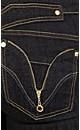 Zip Me Skinny Love Pocket Jean