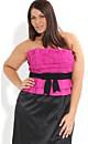Ruffle Victoria Dress