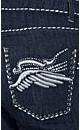 Angel Baby Bootleg Jeans
