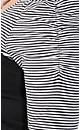 Stripe Roxanne Dress
