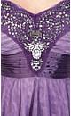 Adrianna Sparkle Dress