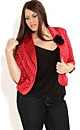 Rose Broach Jacket