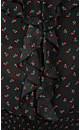 Cherry Mini Frill Shirt