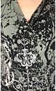 Grafitti Gothic Foil Top