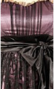 Bow Sequin Dress