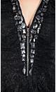 Lace Jewel Dress