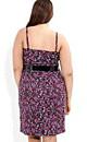 Rosey Posey Doll Dress