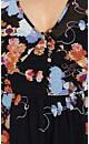 Kimono Floral Tunic