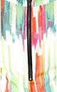 Technicolor Chiffon Tunic