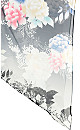 Garden Floral Kimono Top