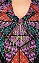 Sequin Inca Graffiti Top