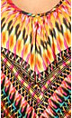 Bright Aztec Top