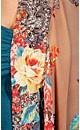 Rosey Posey Chiffon Vest