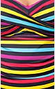 Candy Stripe Tankini Top