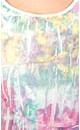 Floral Crush Blur Top