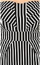 Miss Stripe Dress
