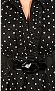 Spotty Dotty Fit & Flare Dress