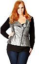 Sequin Shimmer Jacket
