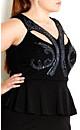 Sequin LBD Dress