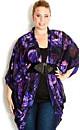 Rose Kimono Jacket