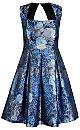 Women's Plus Size Brocade Belle Dress  | City Chic USA