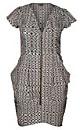 Women's Plus Size Kaleidoscope Tunic | City Chic USA