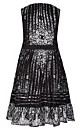 Frilly Florentine Dress
