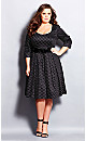Retro Roxy Dress