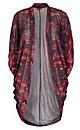 Mirrored Kimono Jacket