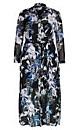 Women's Plus Size Longline Lady Dress | City Chic USA
