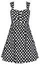 Women's Plus Size So Spotty Dress | City Chic USA