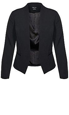Classy Sassy Jacket - black