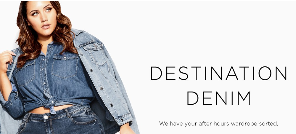 Shop Denim Destination