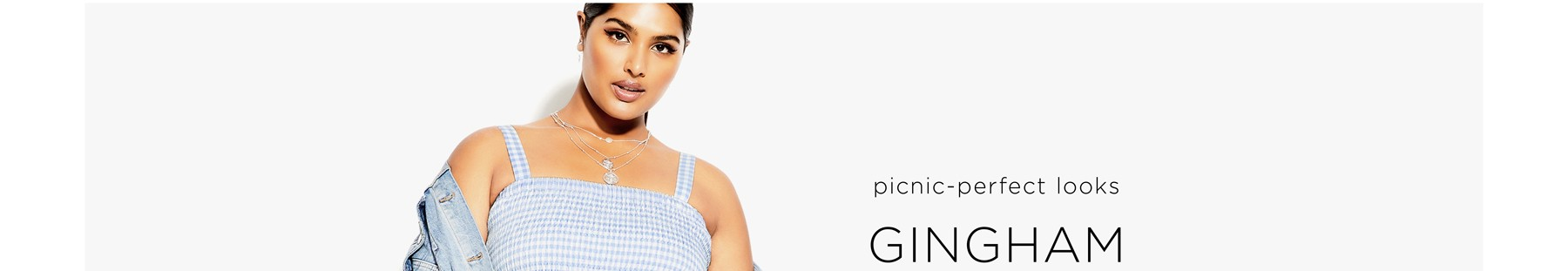 Shop Gingham Collection
