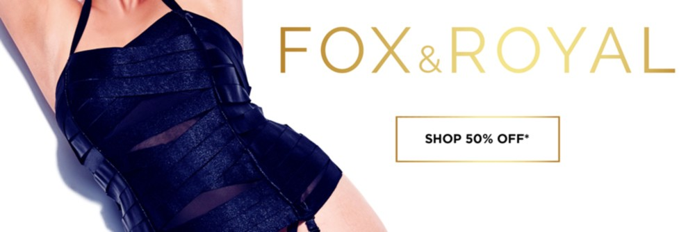 City Chic Fox & Royal New Collection