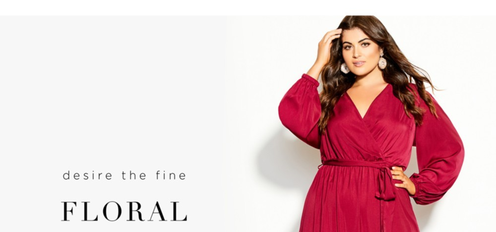 City Chic New Girl Collection
