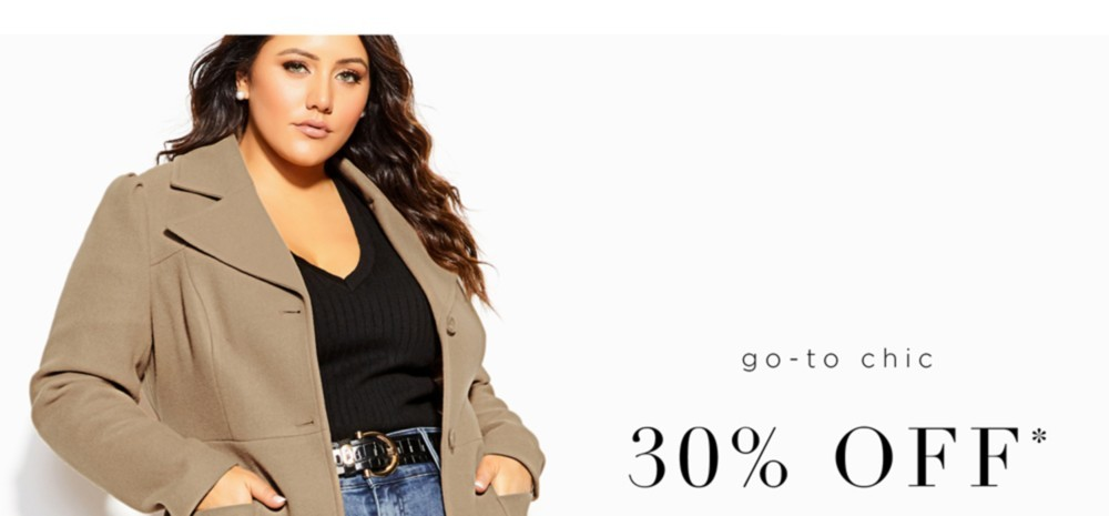 City Chic Online Exclusives