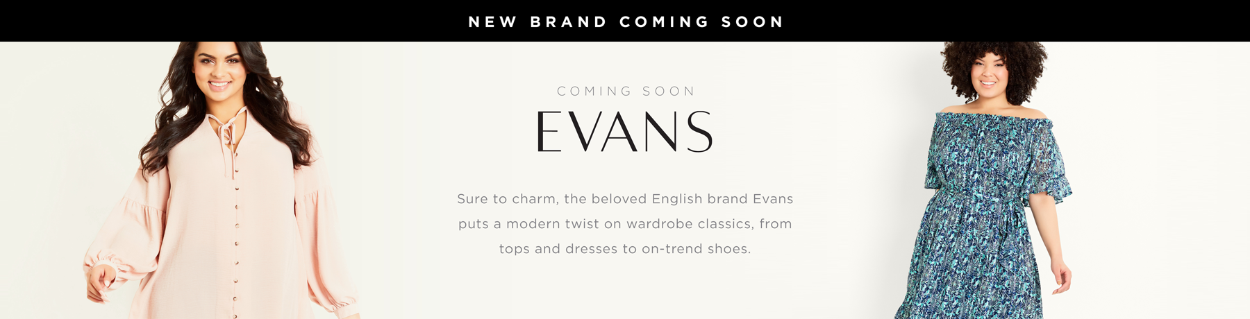 Evans - Brands to Love