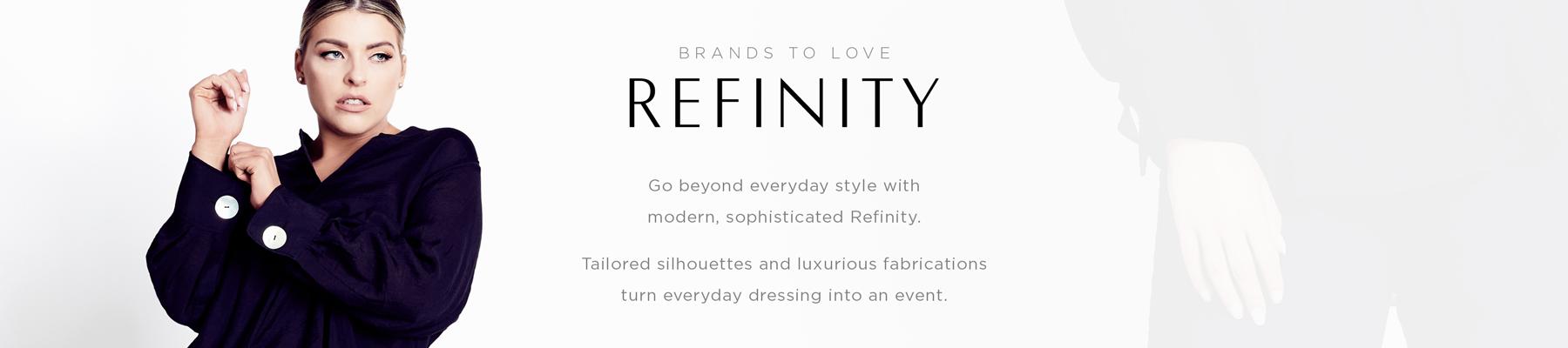 Refinity - Brands to Love