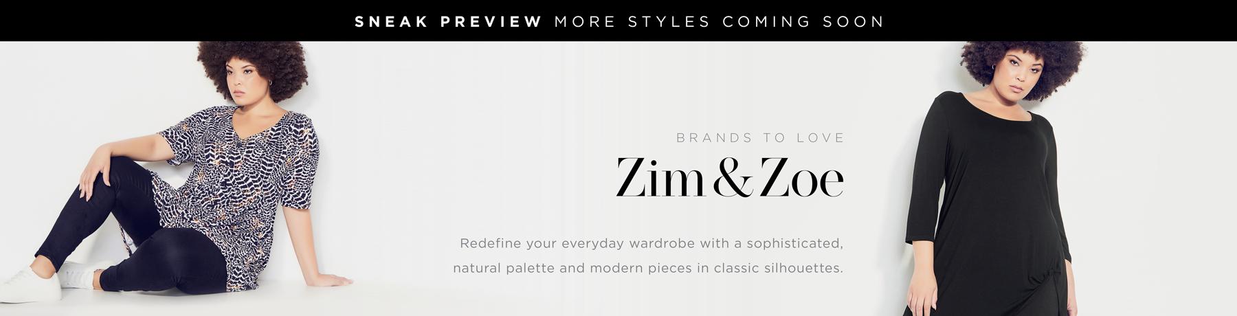 Zim & Zoe - Brands to Love