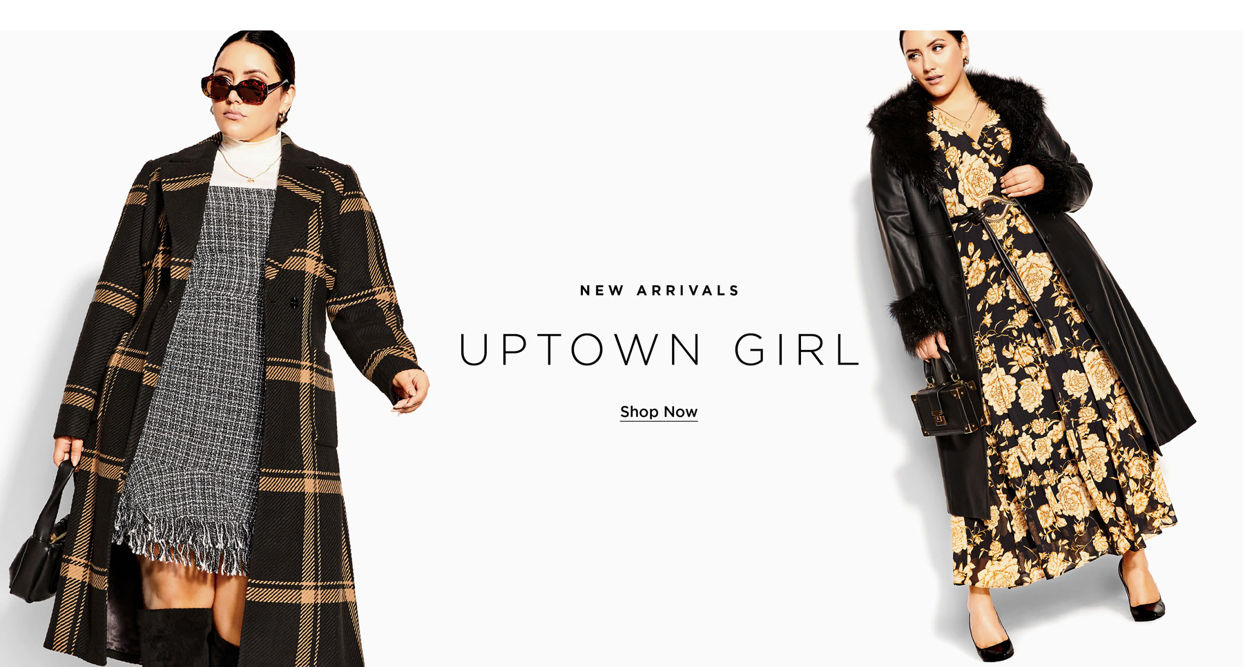 Shop City Chic Uptown Girl Collection