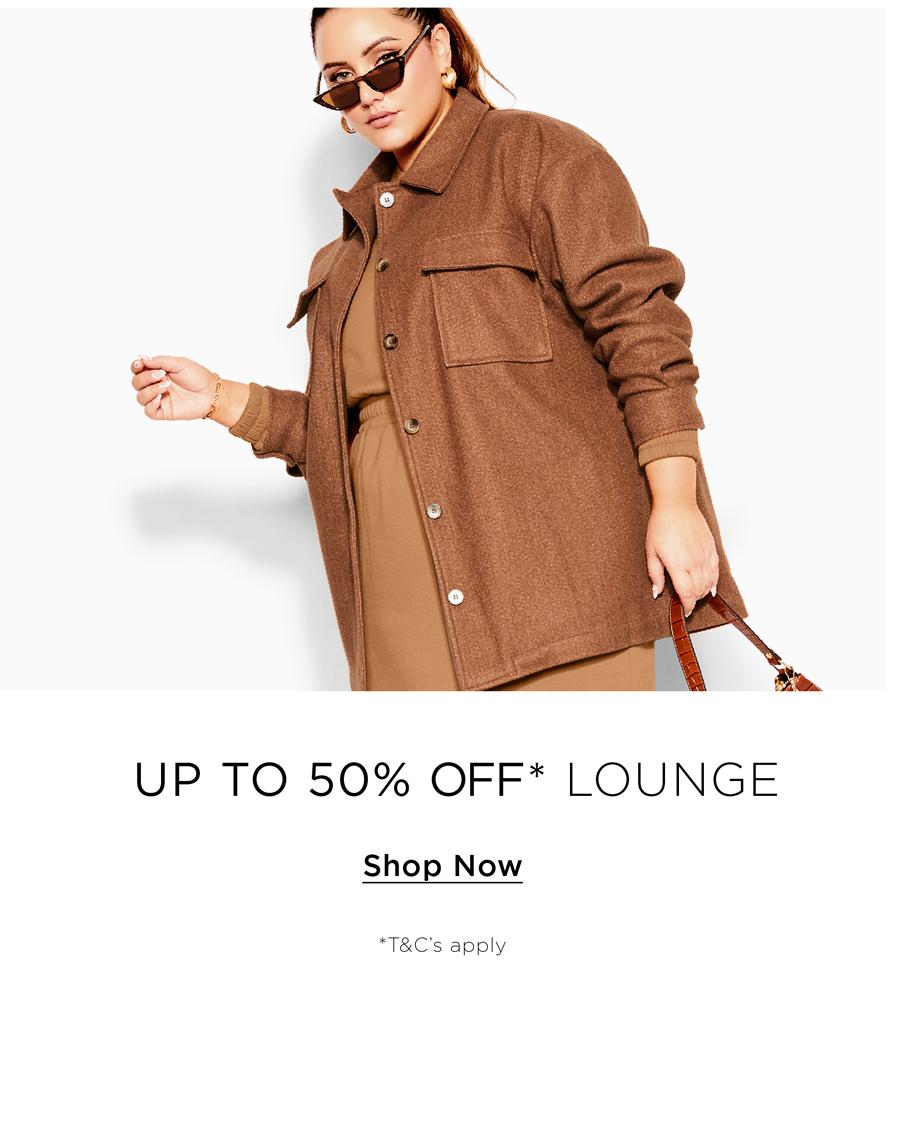 Shop City Chic Loungewear