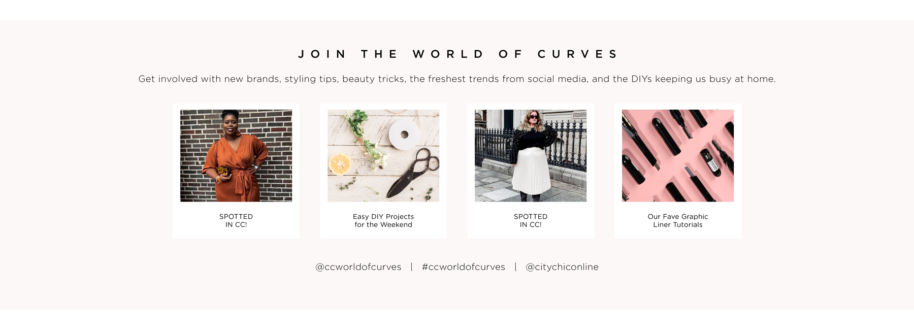 Join the World of Curves