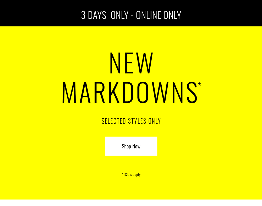 Shop City Chic New Markdowns