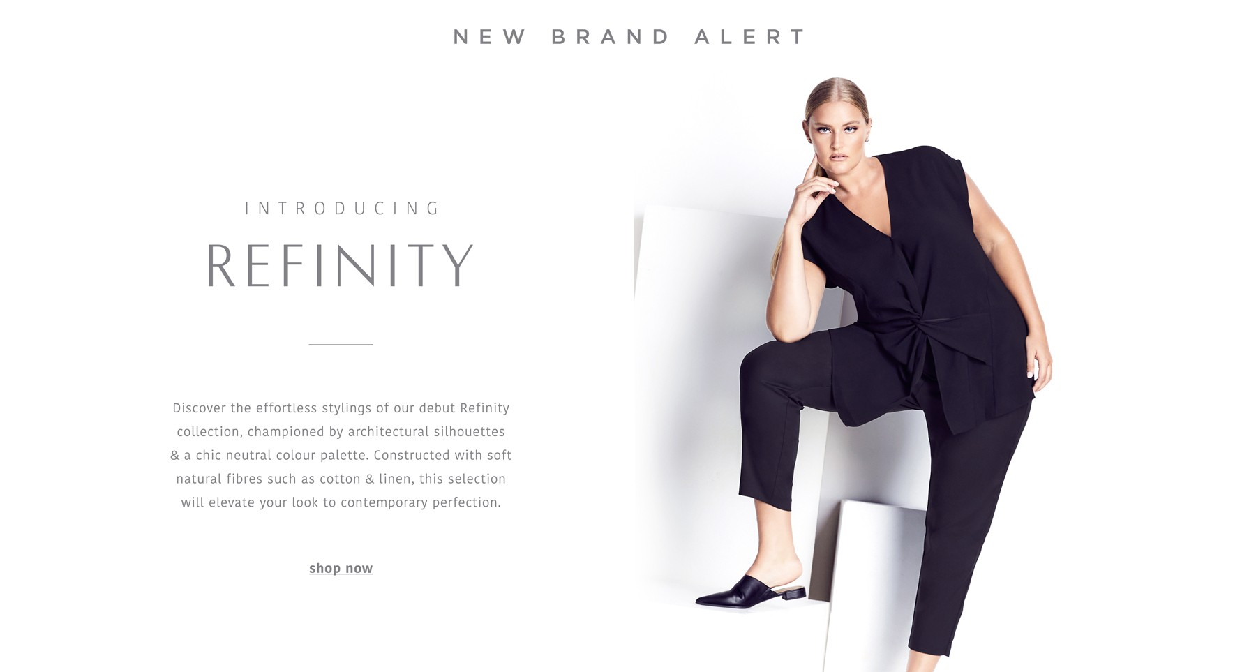 Shop New Brand Refinity Collection