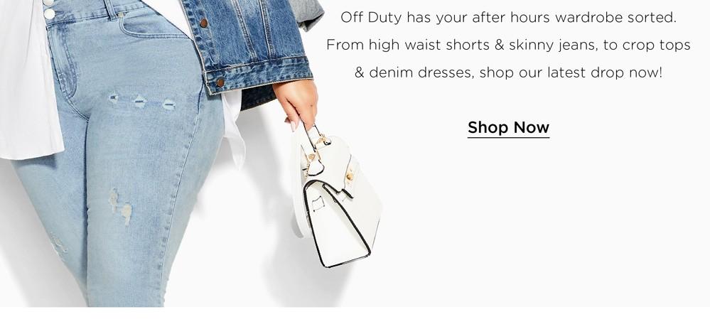 Shop Denim Destination