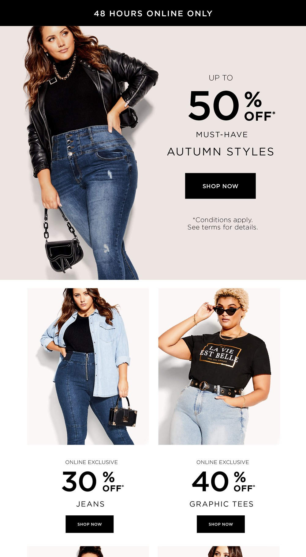 VOSN Autumn Offer