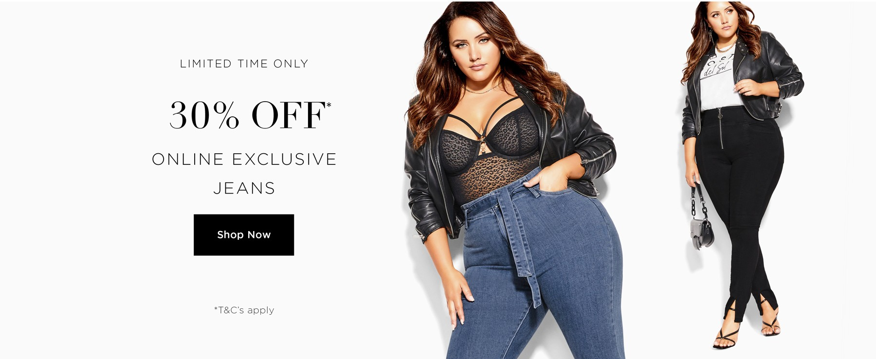 Exclusive Jeans Offer